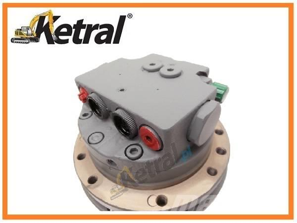 New Holland Kobelco SK20 E22 25 26 27 Travel Track motor Final