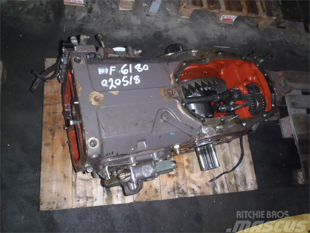 [Other] Rear transmission Massey Ferguson 6180