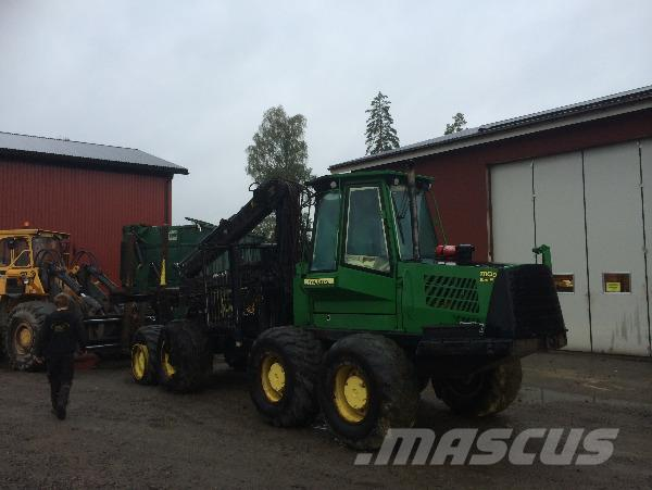 John Deere 1110D For spare parts