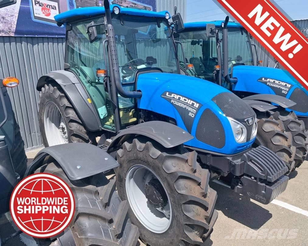 Landini Powerfarm 110 NMH new (TIER0)