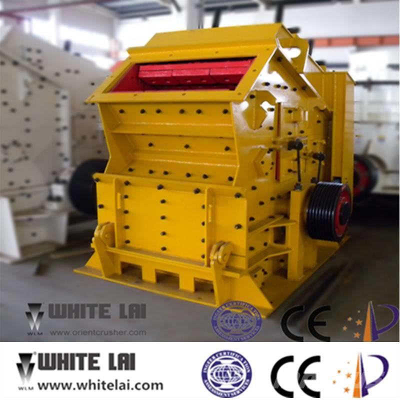 White Lai Large Output Capacity Impact Crusher PF1315