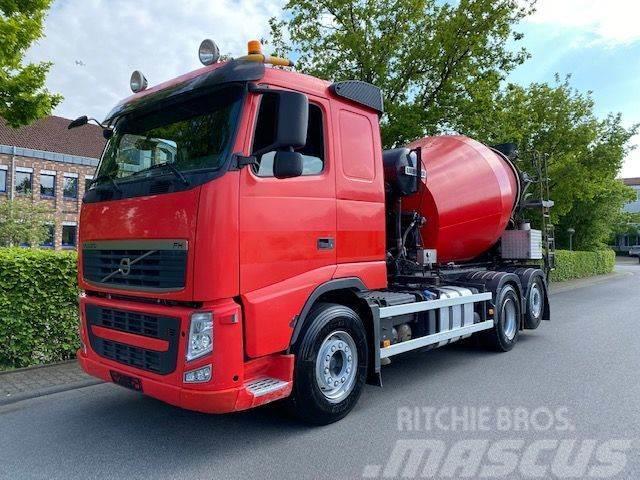 Volvo FH 460 6x2/ Liebherr 7 m³/Verlängerung 9,00m Mit R