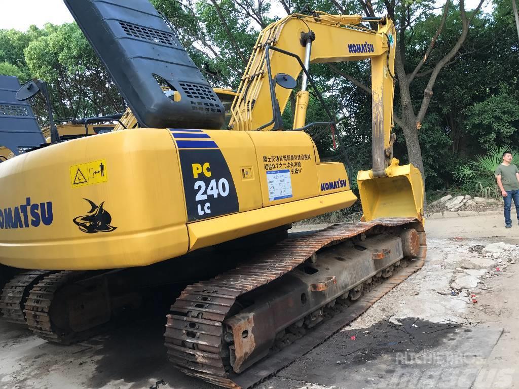 Komatsu komatsu pc240 crawler excavator