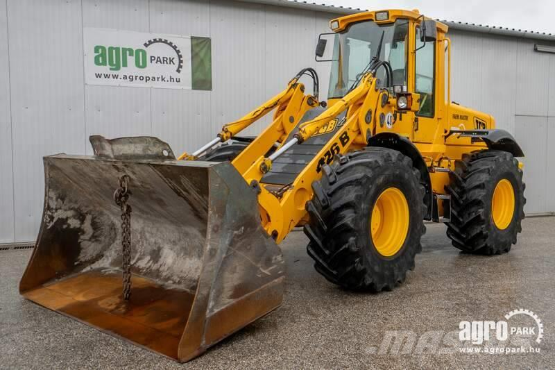 JCB 426B Agri Farm Master (9624 hours) Wheel loader