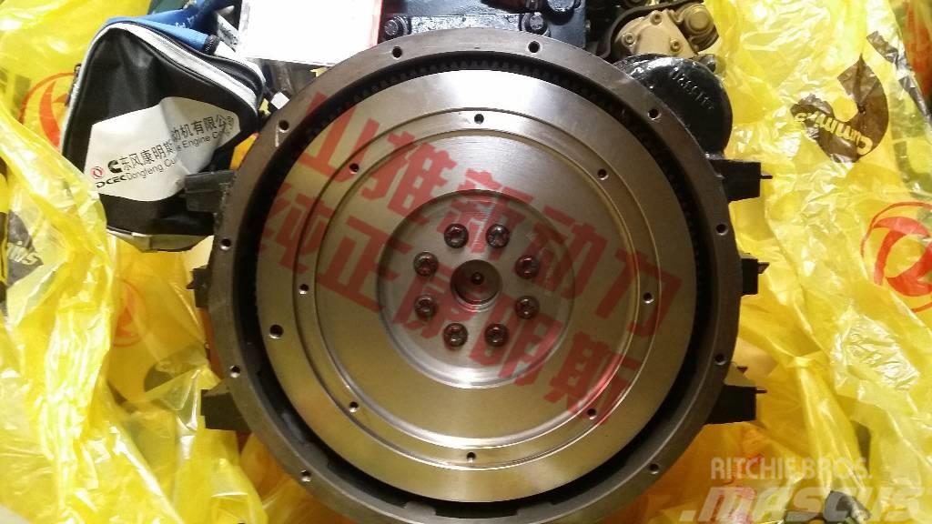 Cummins 4BTA3.9-C80, 2015, Motorer