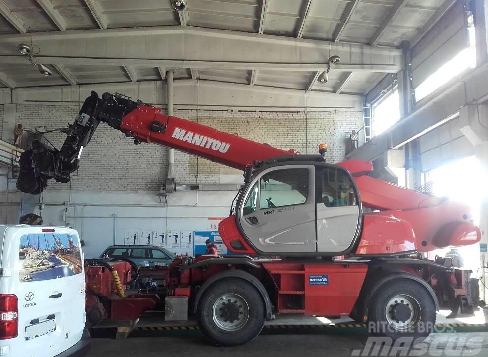 Manitou MRT 2540 Plus