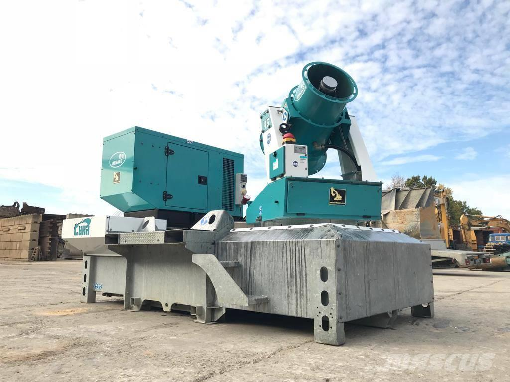 Dehaco TERA 45 Dust suppression unit