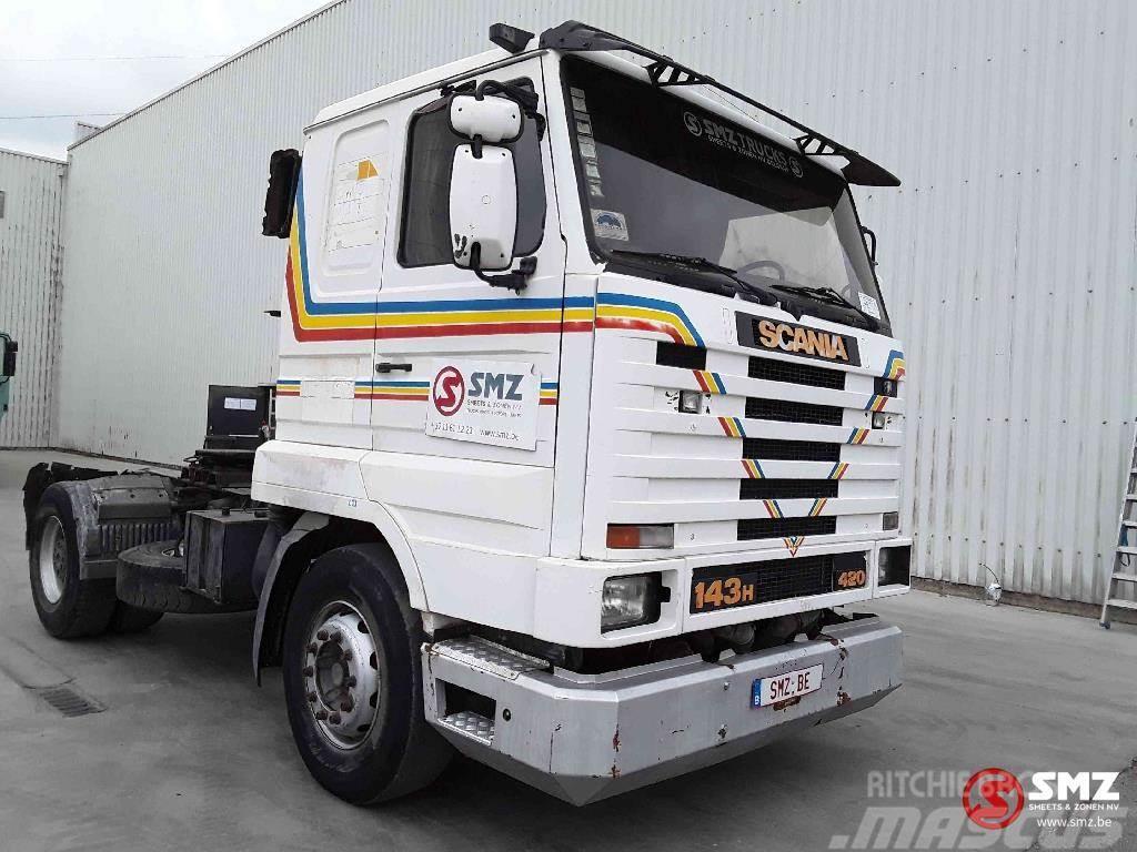 Scania R 143 420 lames/grandpont!
