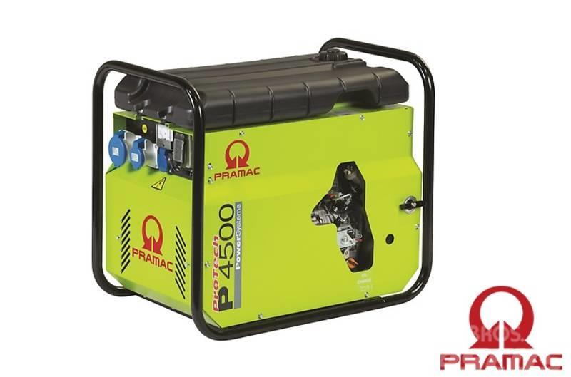 Pramac P4500 230V 4.1 kVA