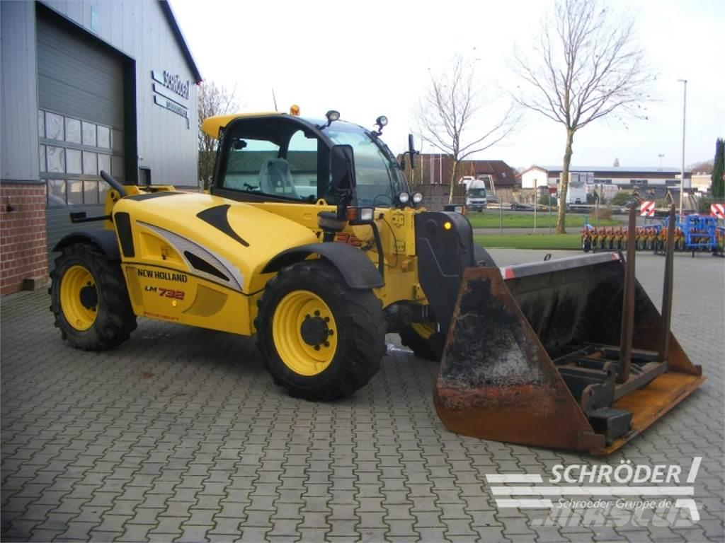 New Holland LM 732