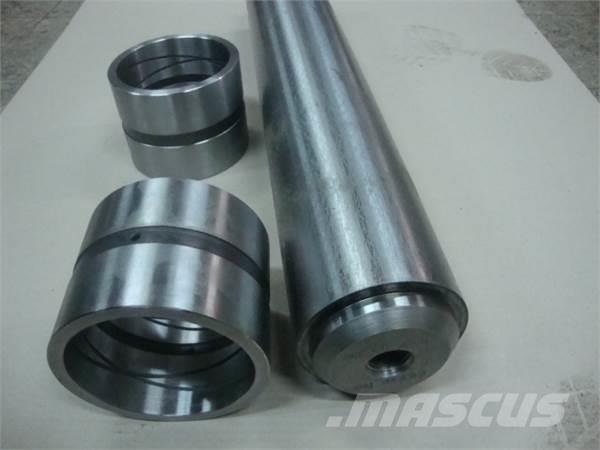 Yanmar VIO-70 Mini-Excavator bolts bushes sliding parts