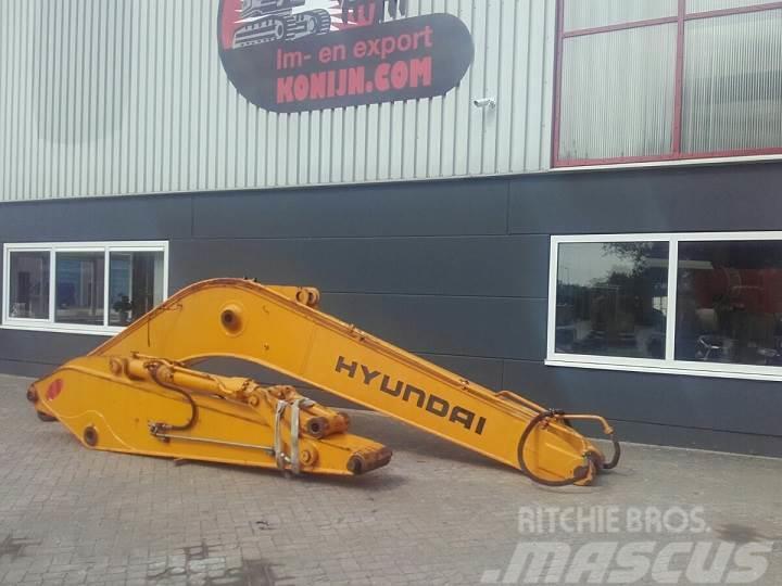 Hyundai 290 complete boom equipment