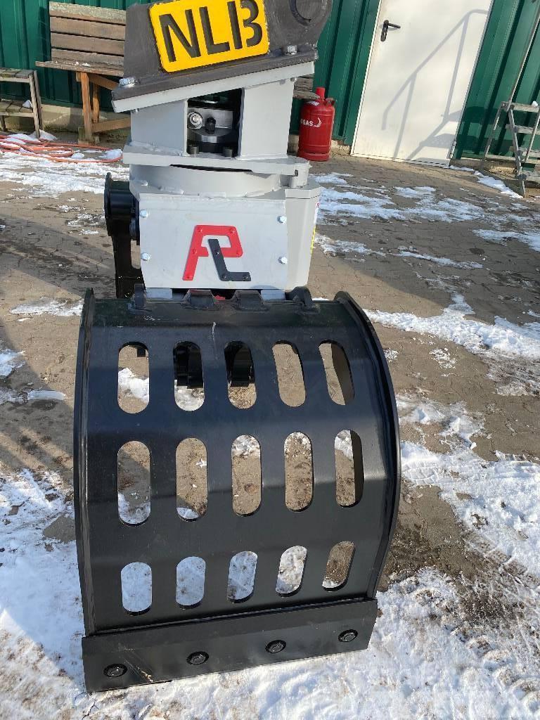 Pladdet Sortiergreifer NLB PRG3-600