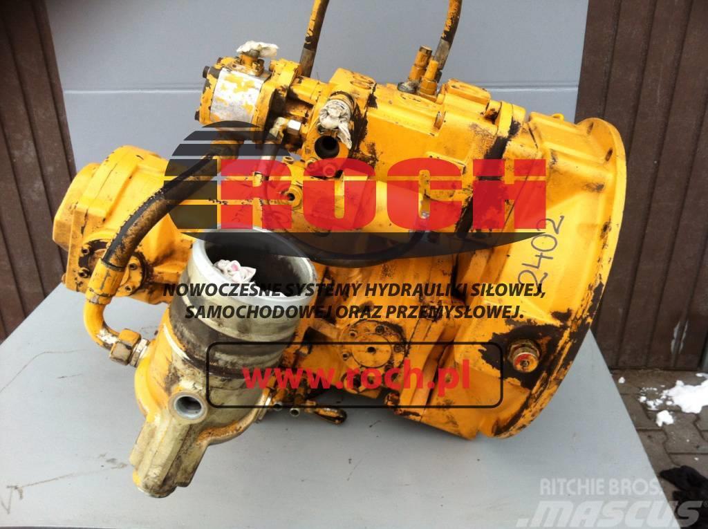 [Other] Pompa Liebherr LPVD 140   A4V56 MKA350 B030 Liebhe