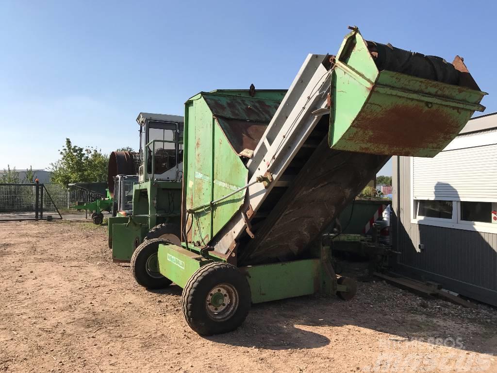 Willibald COMPOST TURNER Kompost Umsetzer TBU 3000