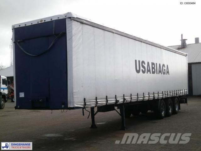[Other] Traylona 3-axle curtain side trailer 36000KG