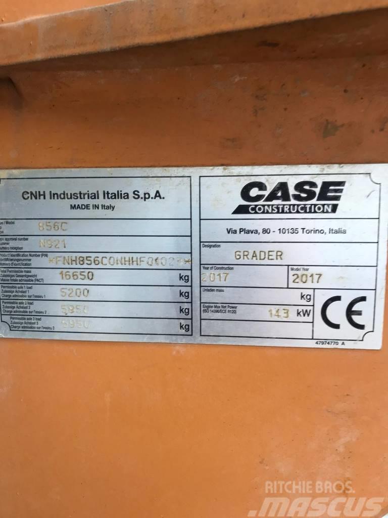 CASE 856 C    4 WD