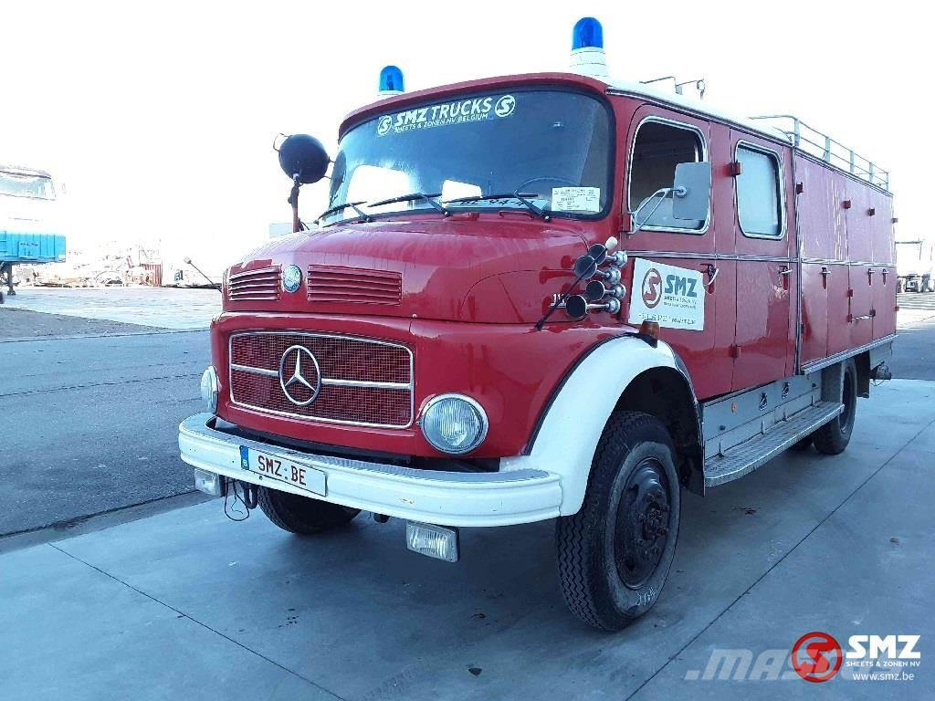 Mercedes-Benz LAK 1113 62000 km TOp kurzhauber turbo