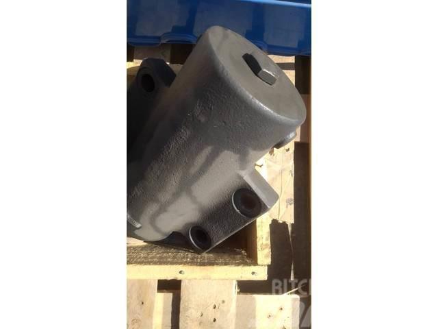 Doosan Pendelas cilinder DX170W-5 - 400327-00020