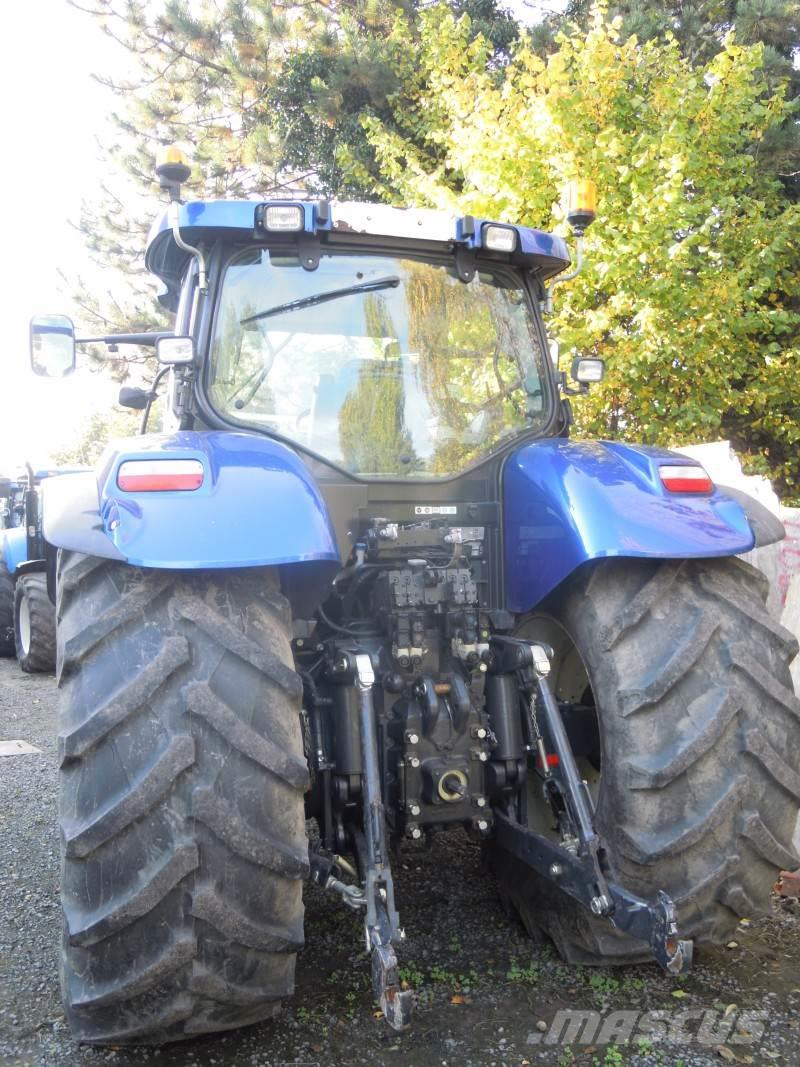 New Holland T7.220 Auto Command CVT