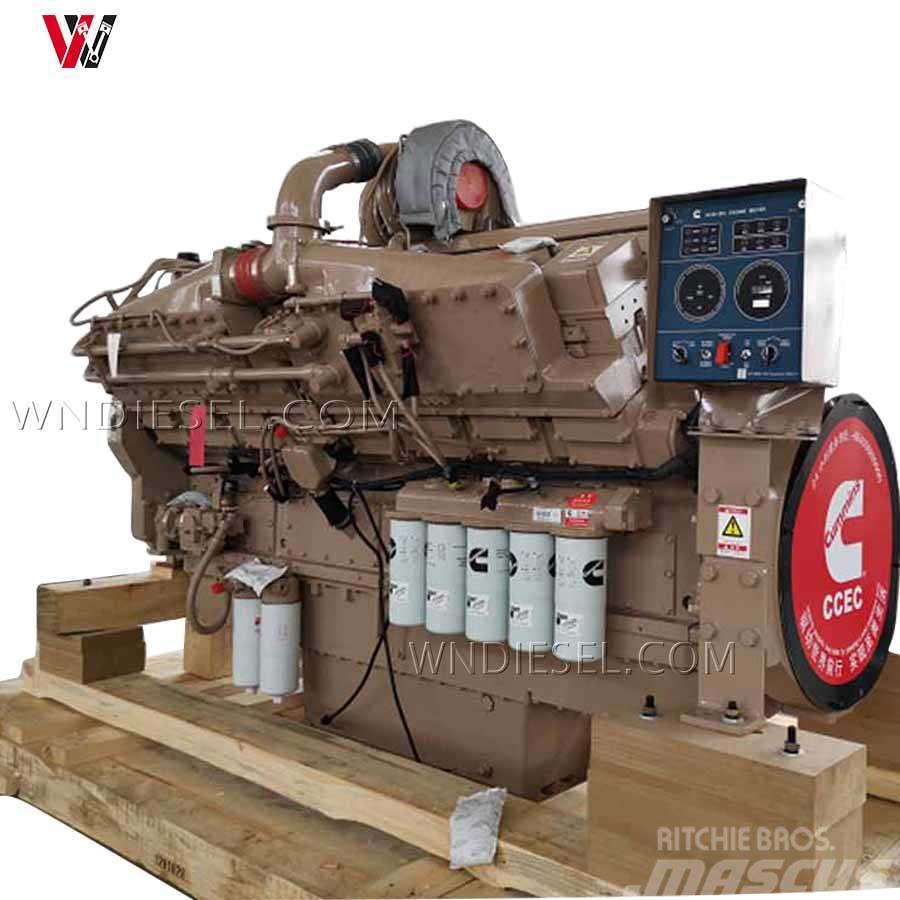 Cummins Cummins Marine Diesel Engine KTA50-M for Boats and