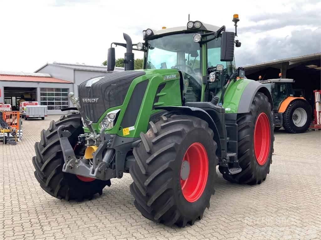 Fendt 828 Vario Profi Plus S4 -RüFa-