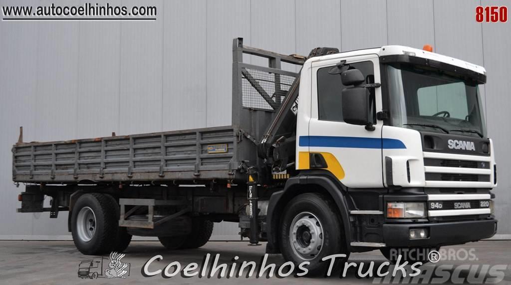Scania 94 D 220