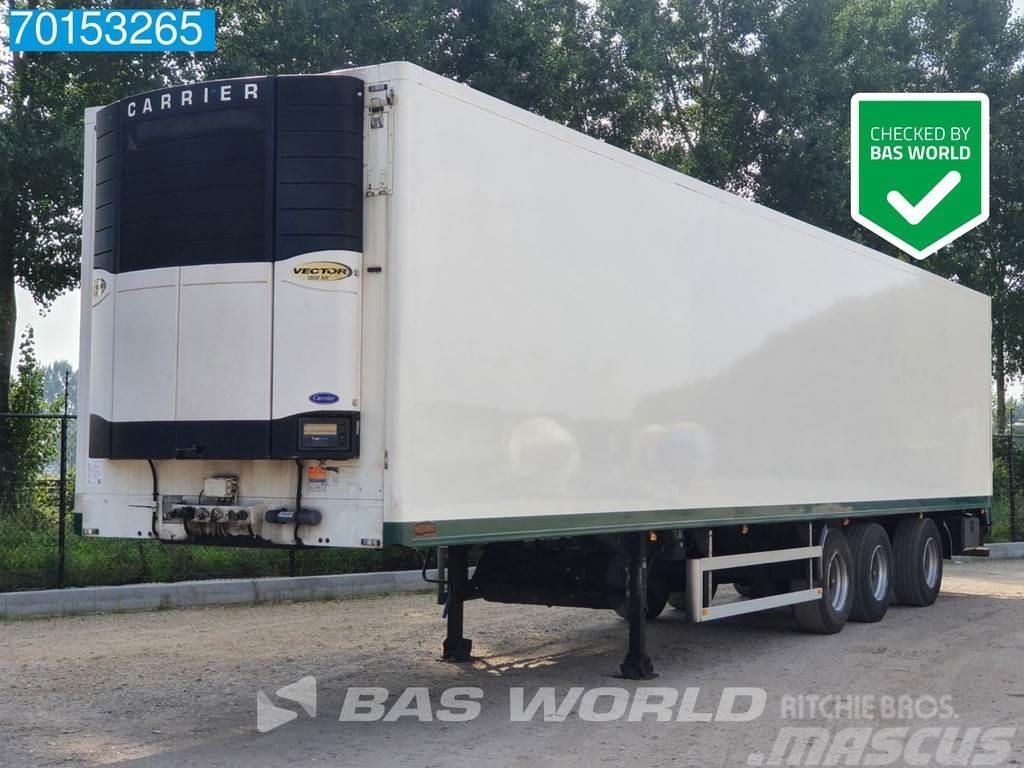 Heiwo Carrier Vector 1800MT 3 axles Lift-Lenkachse Bi-/M