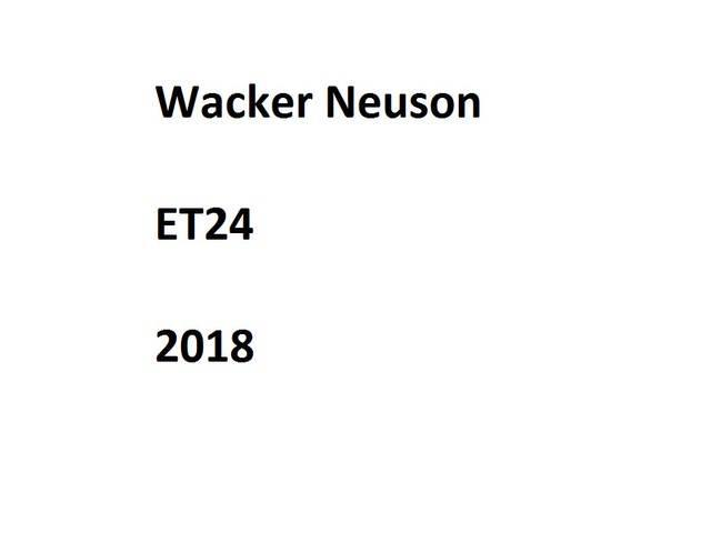 Wacker Neuson ET 24