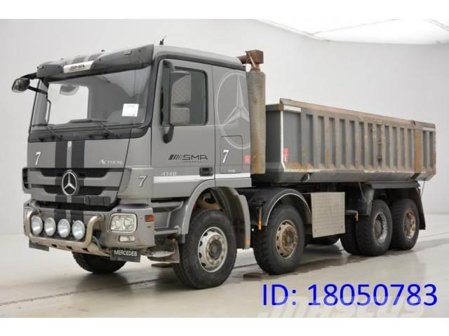 Mercedes-Benz Actros 4148K - 8x4