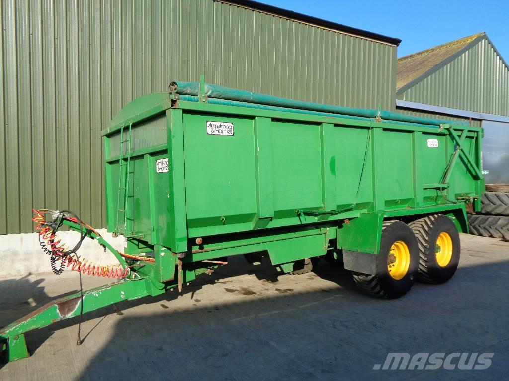 [Other] Armstrong and Holmes 14 Tonne Trailer