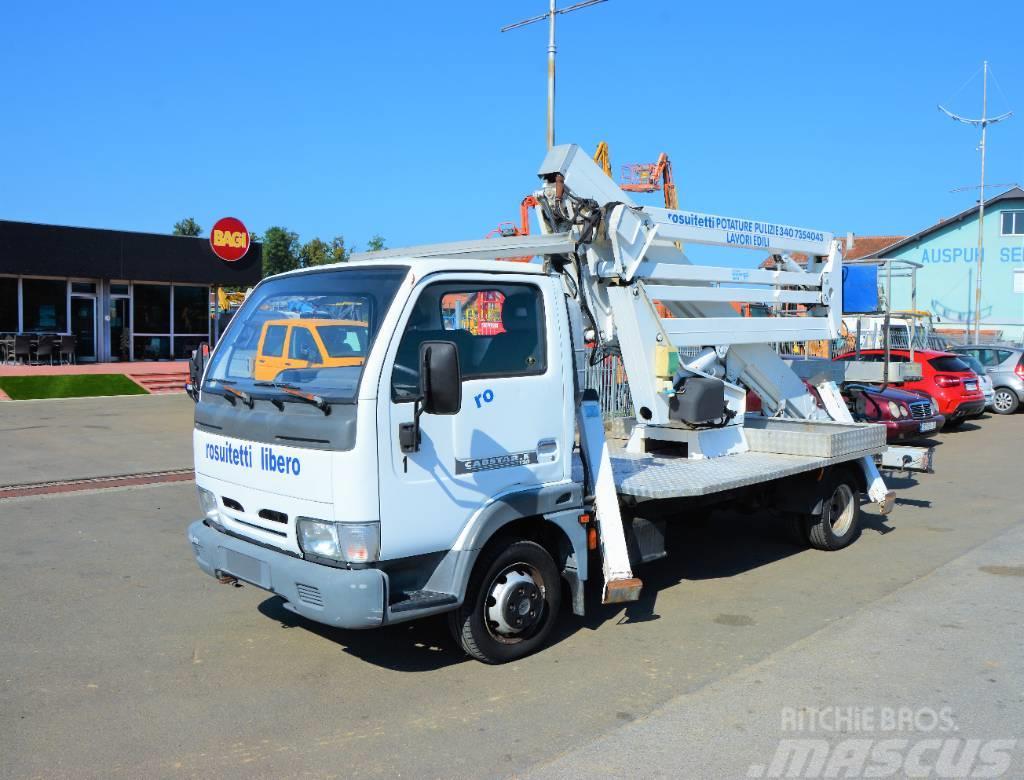 Nissan CABSTAR E120