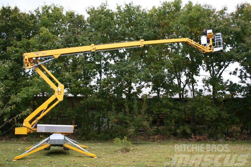 Omme 18.00 RXJ - podnosnik koszowy gąsienice - Windex