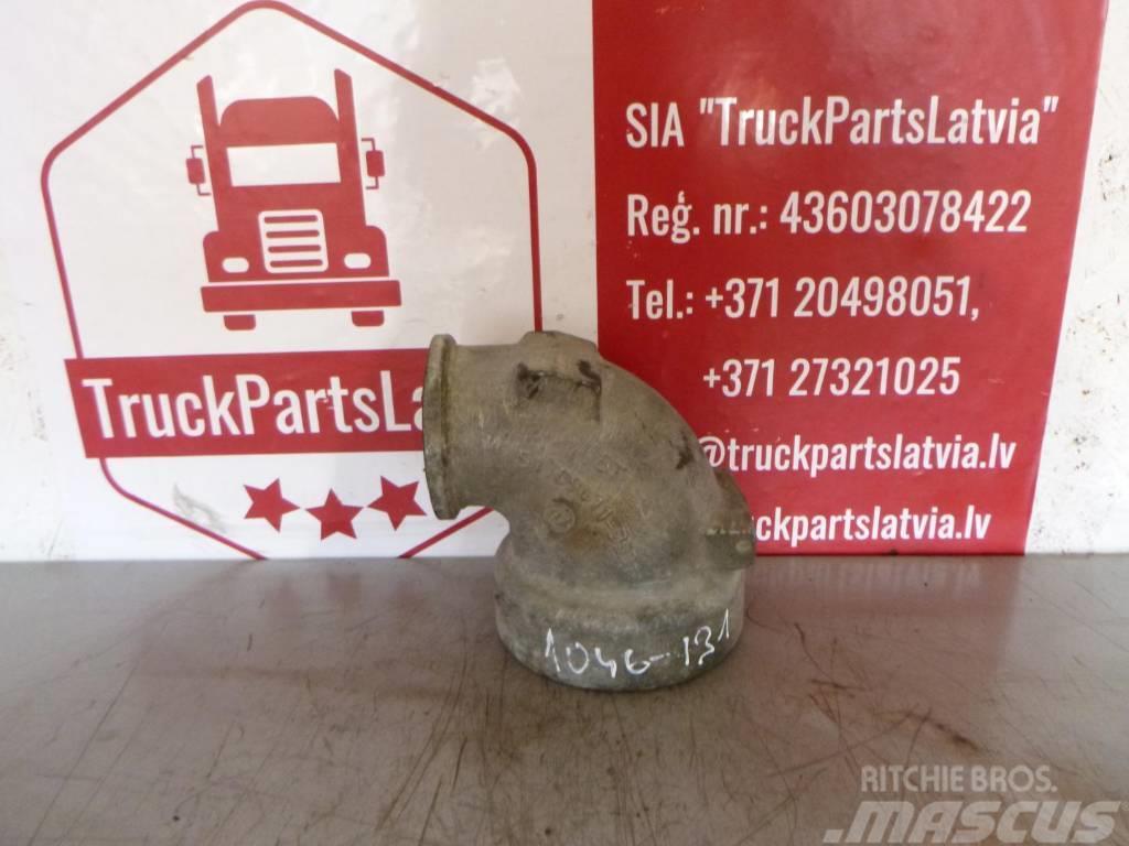 MAN TGS Intercooler pipe 51.09411.3531