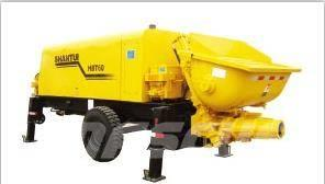 Shantui HBT60 Trailer-Mounted Concrete Pump