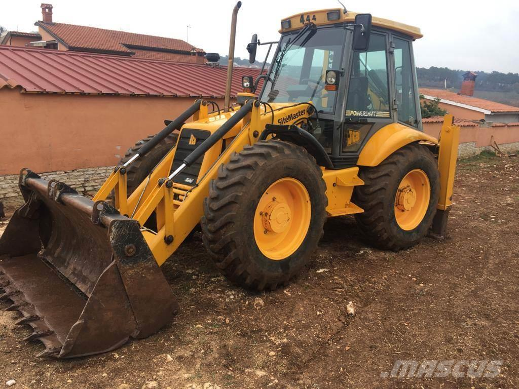 JCB 4 CX Powershift, Top condition!