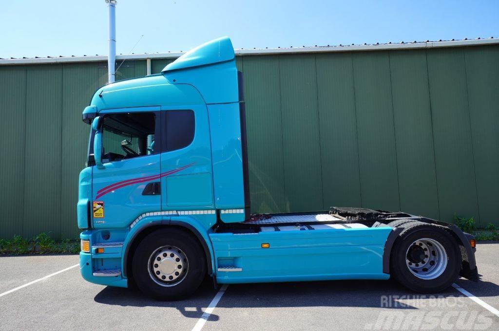 Scania G 440 EURO 6 RETARDER