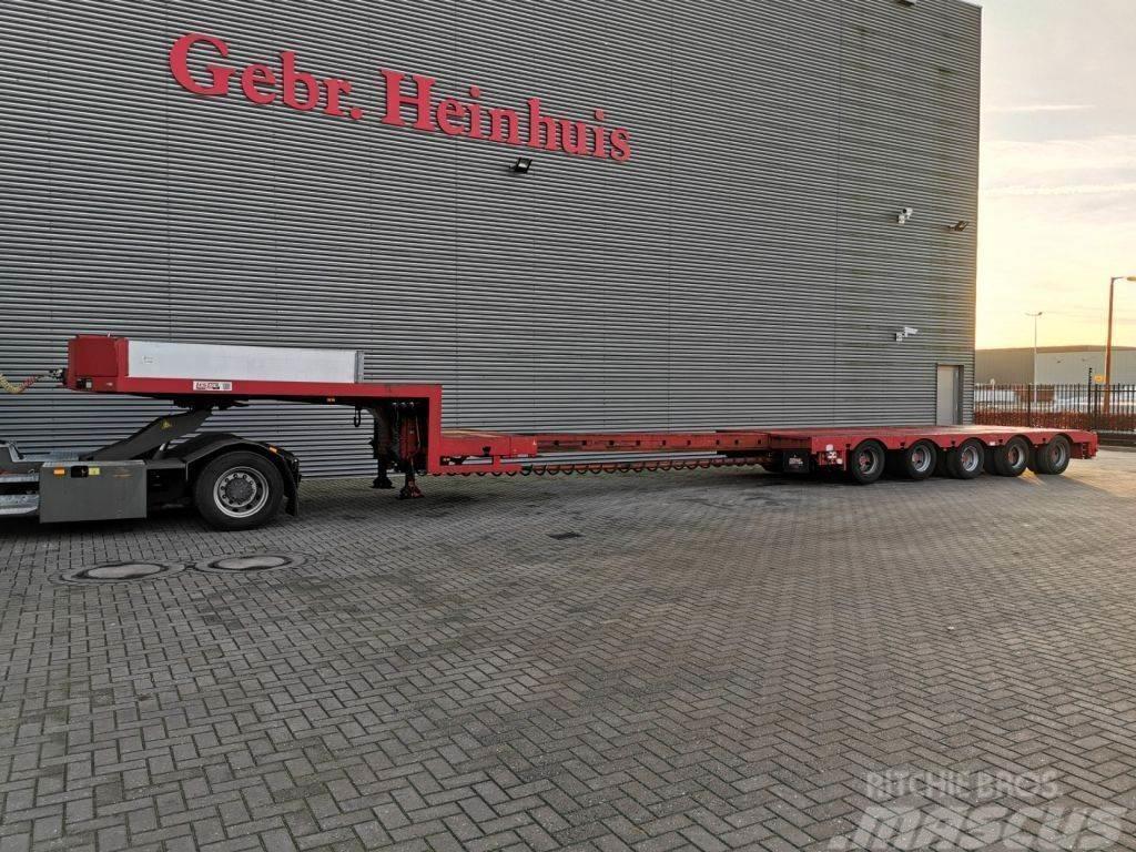 Goldhofer ES-GE 5.SOU-25-50.2N - 2 Liftaxles - 6.3 Meter Ext