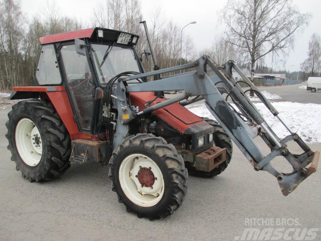 Fiat 65-94DT, 1993, Traktorer