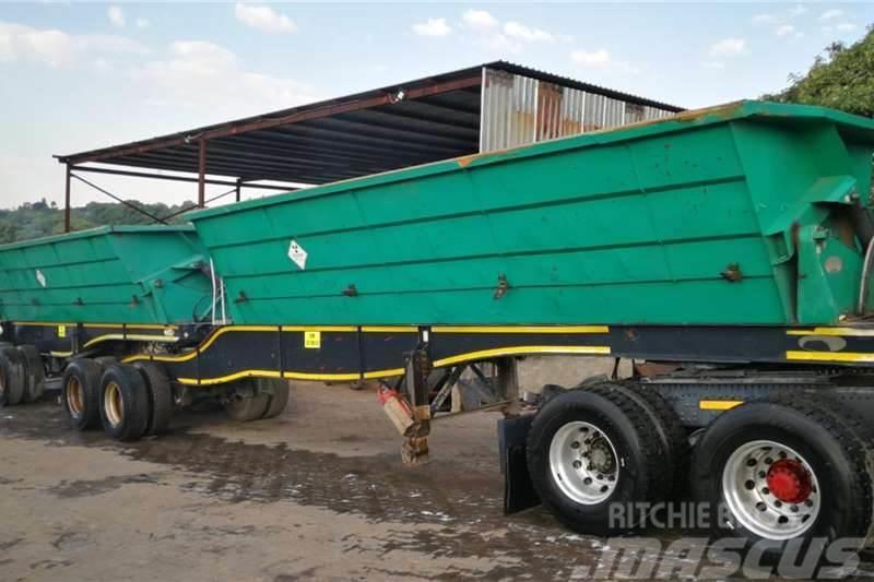 Sa Truck Bodies 36 Cube