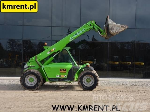 Merlo P 32.6 Plus|536-60 531-70 528-70 530-70 TM310S