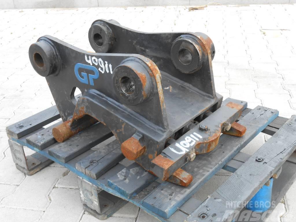 GP Equipment Gebruikte hydraulische snelwissel CW10 J