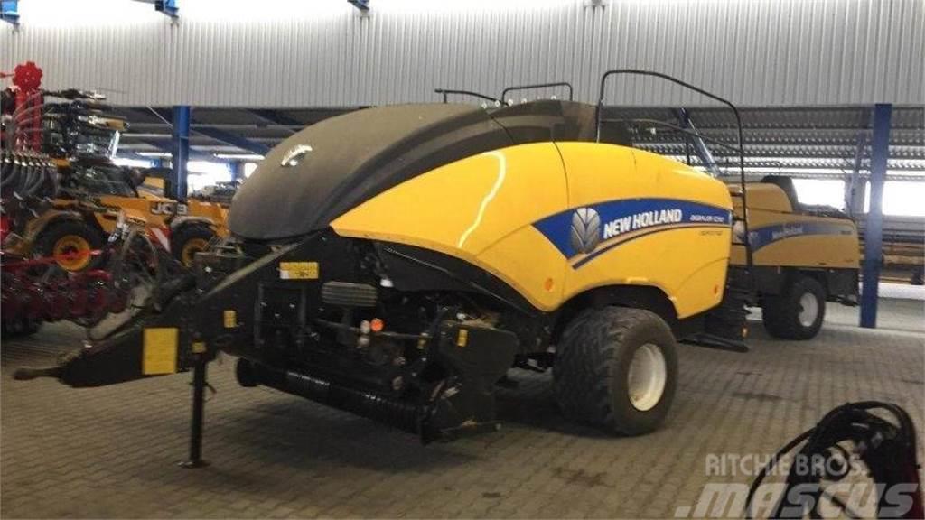 New Holland bb 1290 r crop cutter