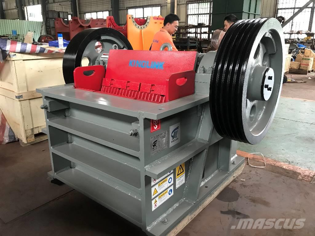 Kinglink PEX250x1000 Kinglink Rock Secondary Jaw Crusher