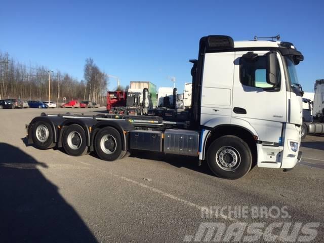 Mercedes-Benz Arocs 3251L - Lastväxlare Joab L24