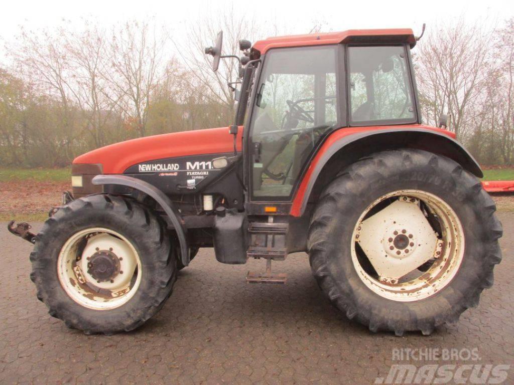 New Holland M 115