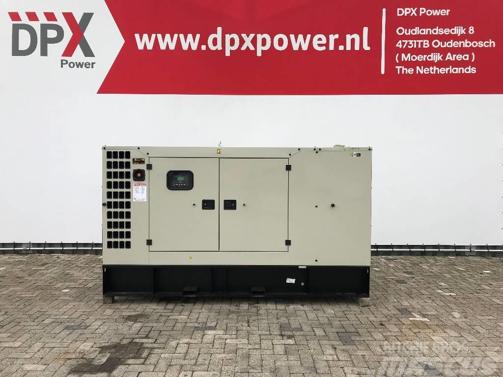 Perkins 1104C-44TAG2 - 110 kVA Generator - DPX-15706