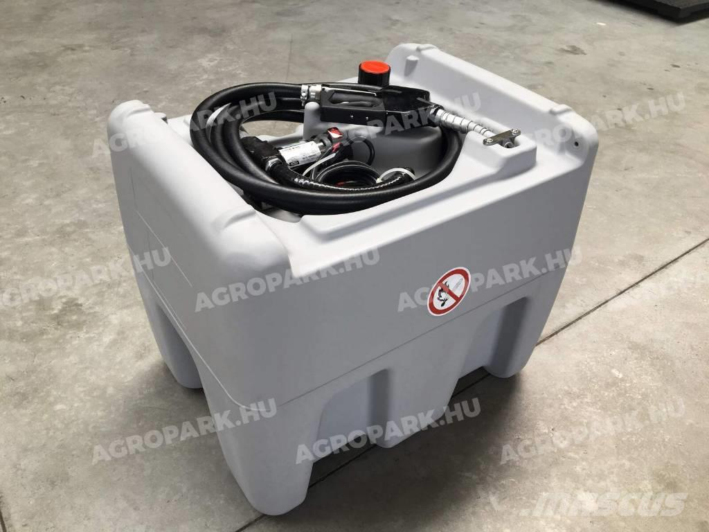 [Other] New 210 liter mobile Diesel tank with automatic