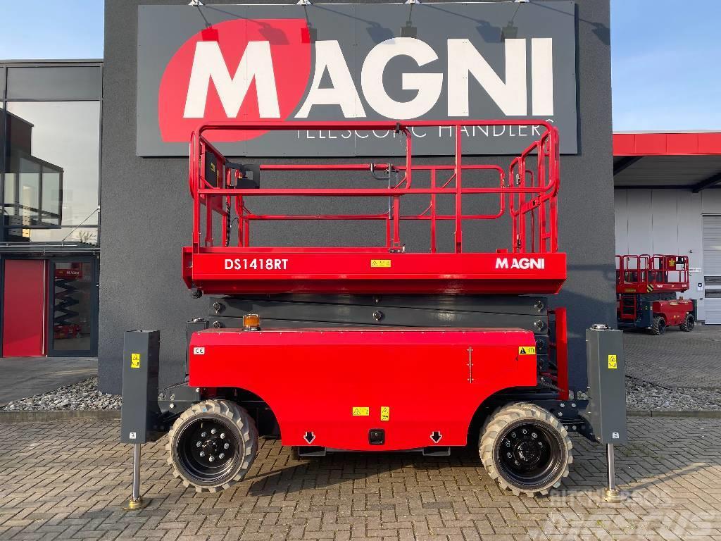 Magni DS1418RT - 14m - Diesel - 4x4 Allrad