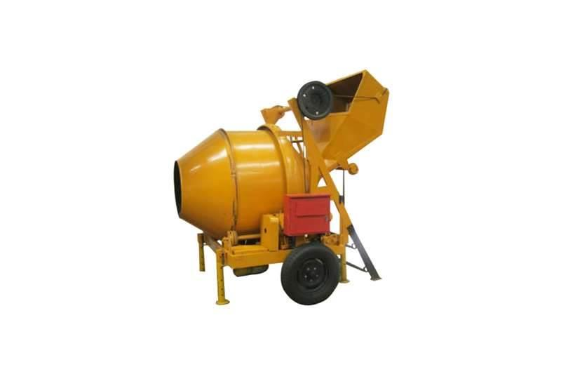Sino Plant 560 Kg Electric Concrete Mixer with Cable Sk